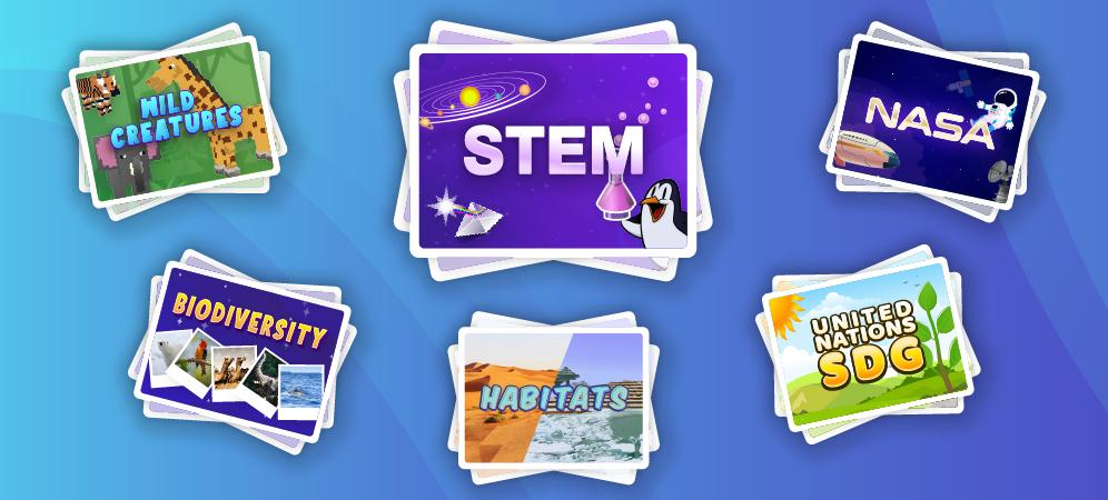 Tynker's New STEM Activities