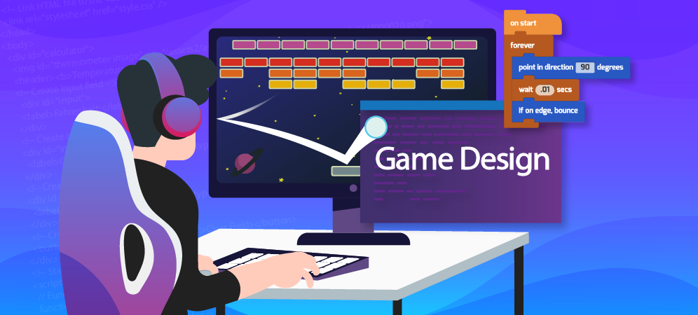 Make your own Video Games!