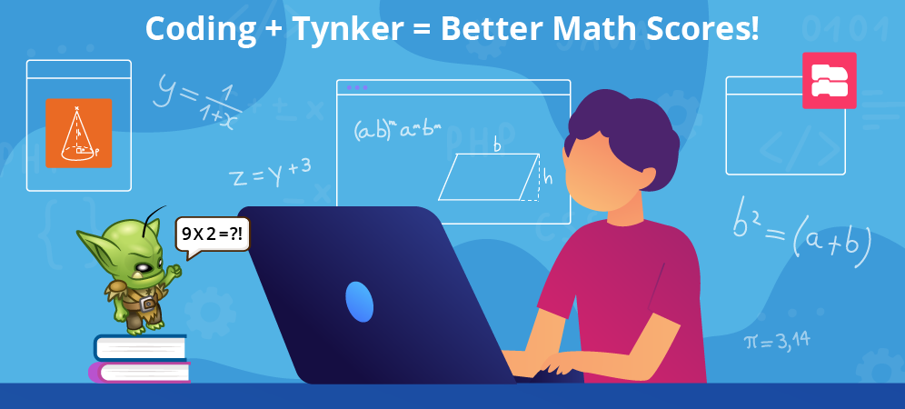 Learning To Code Improves Your Child's Math Scores!