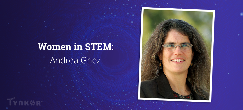 Women in STEM: Andrea Ghez