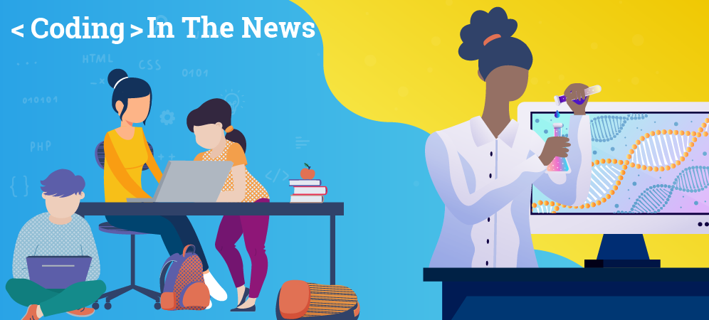 Coding in the News: April 2021