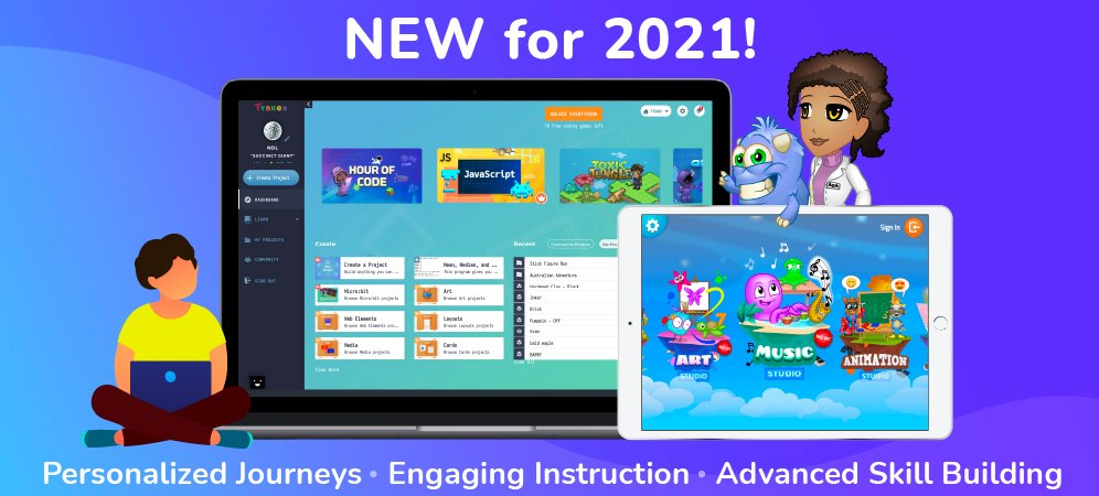 Tynker is Taking Coding for Kids to a Whole New Level in 2021