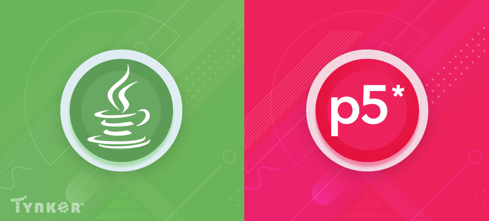 New Language Support for Java and p5.js!