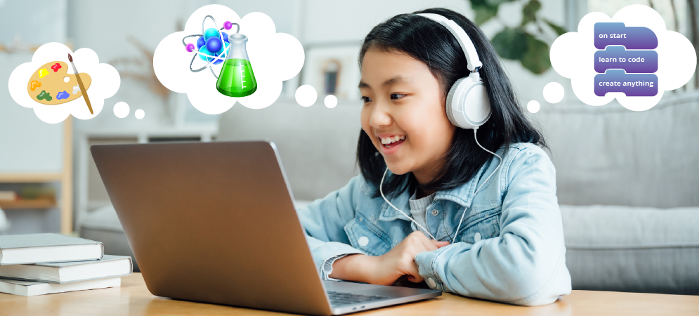 Kids Want To Learn Code!