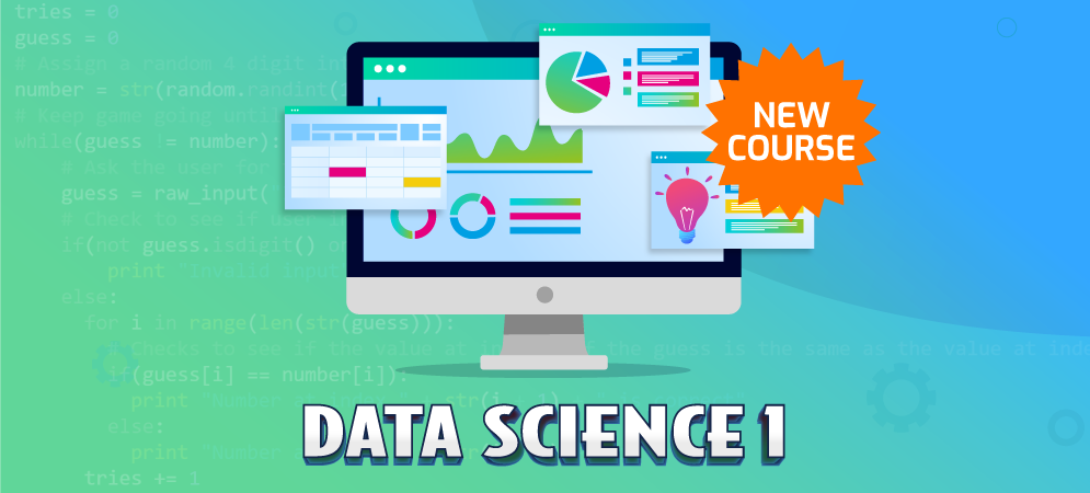 Tynker Announces a New Course: Data Science 1