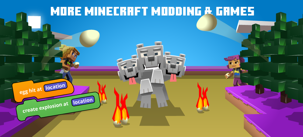 Change the Game: Minecraft Modding with Tynker!