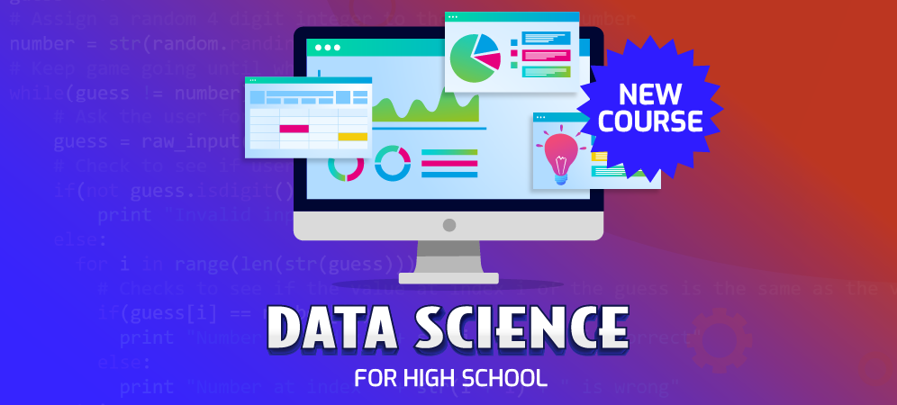 Tynker's New High School Course: Data Science 1