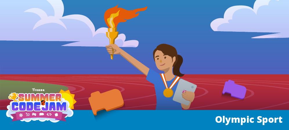 Check Out What Tynker Coders Have Accomplished in the Spirit of The Olympics!