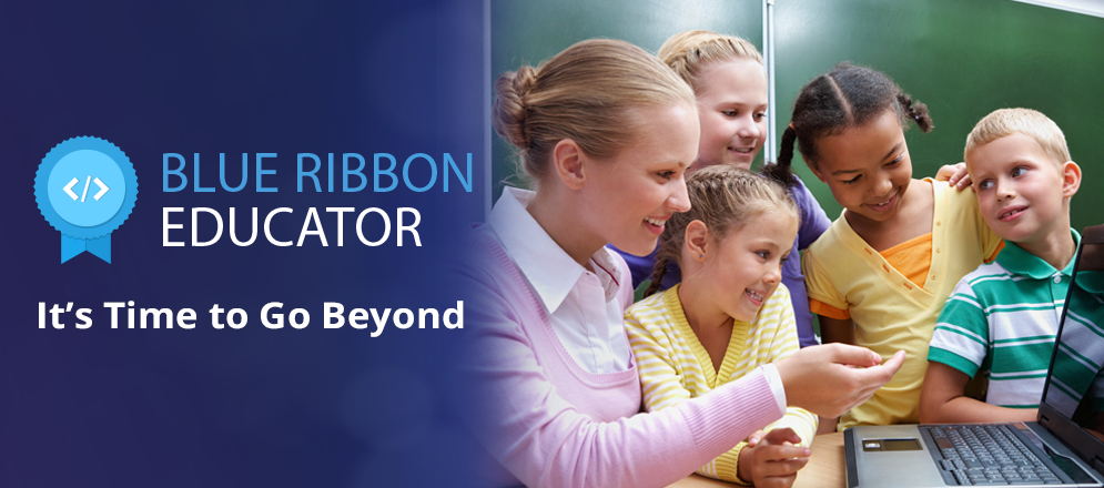 Applying to be a Blue Ribbon Educator: Videos That Inspire Us