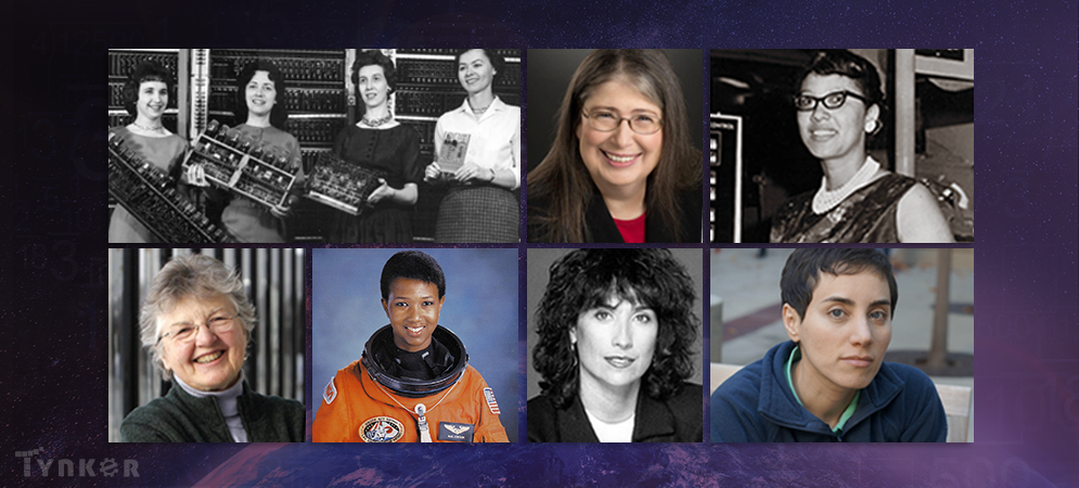 Celebrate Women in STEM for International Women's Day