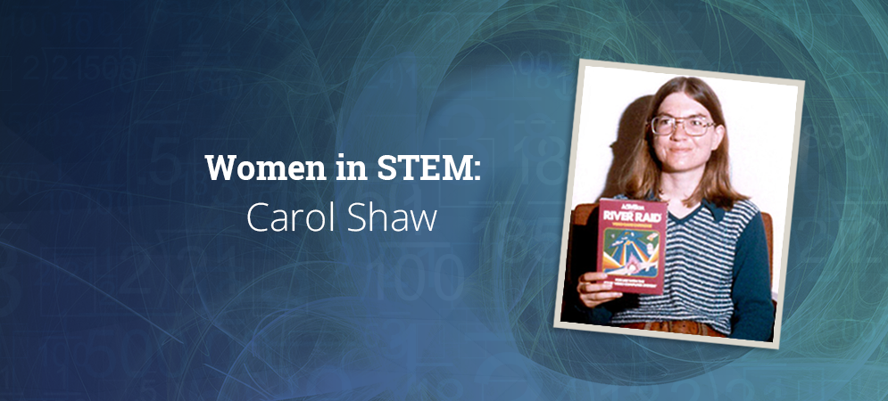 Leveling the Playing Field with Video Game Pioneer Carol Shaw