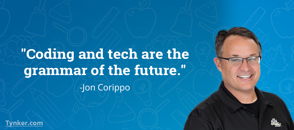 5 Questions for CUE Chief Innovation Officer, Jon Corippo