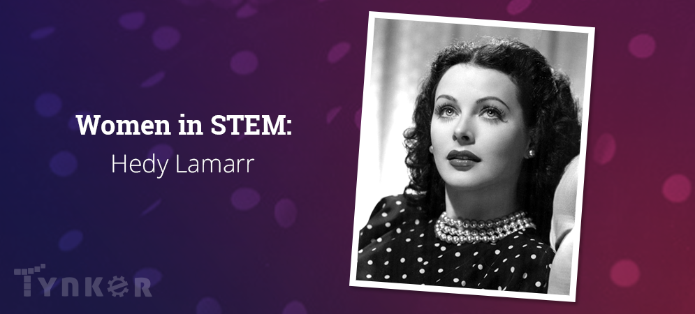 Hedy Lamarr: Brains Before Beauty