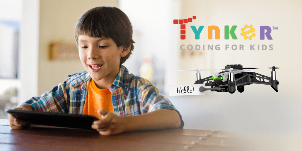 Parrot Drone + Tynker Subscription = Parrot Mambo Code