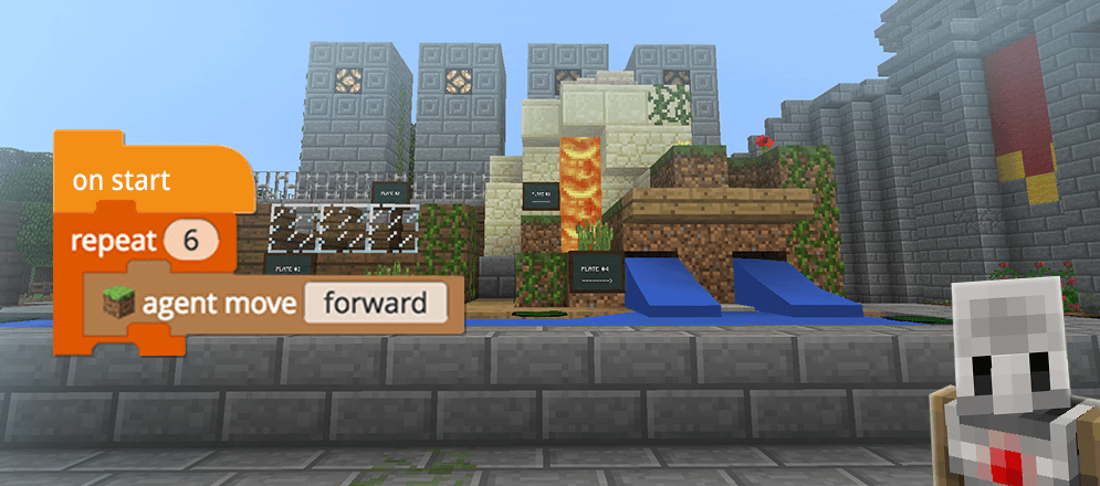 NEW! Tynker Supports Coding in Minecraft: Education Edition