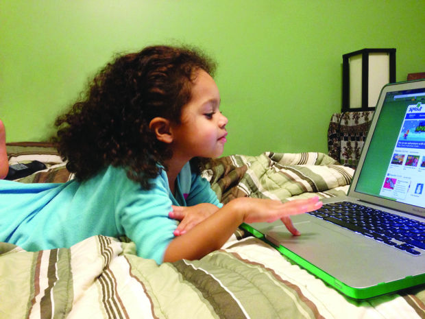 Daily Herald: Kids and technology done right