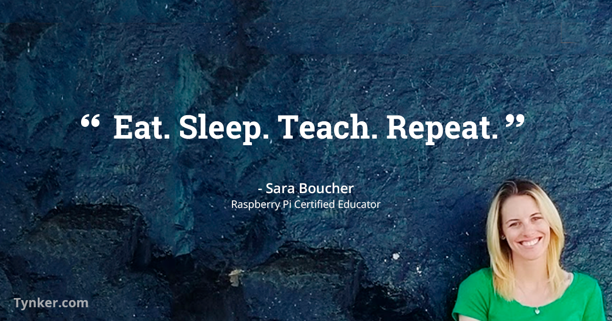 Edu-Maker Sara Boucher is Making the Case in New Mexico