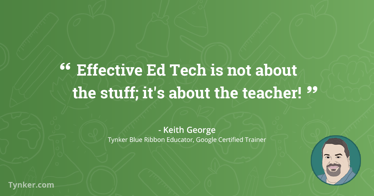 Keith George is Leading the Coding Charge in Alabama Schools