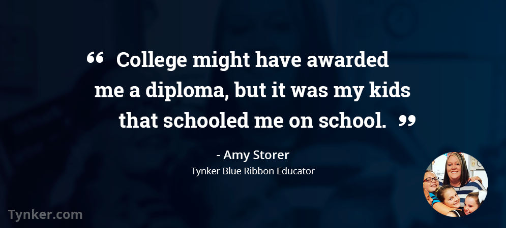 Texas Educator Amy Storer Takes PBL to a Whole New Level