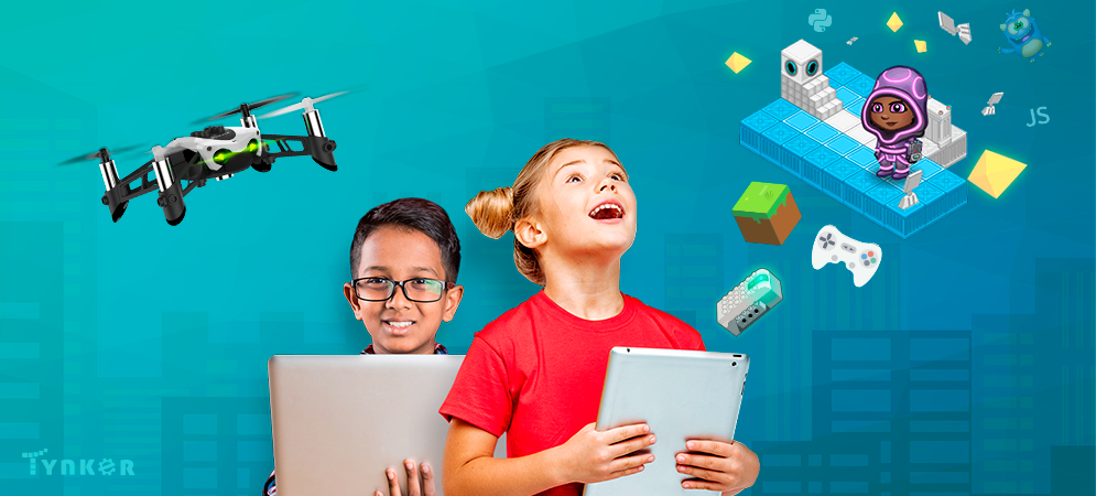How Learning To Code Develops Kids' Creativity