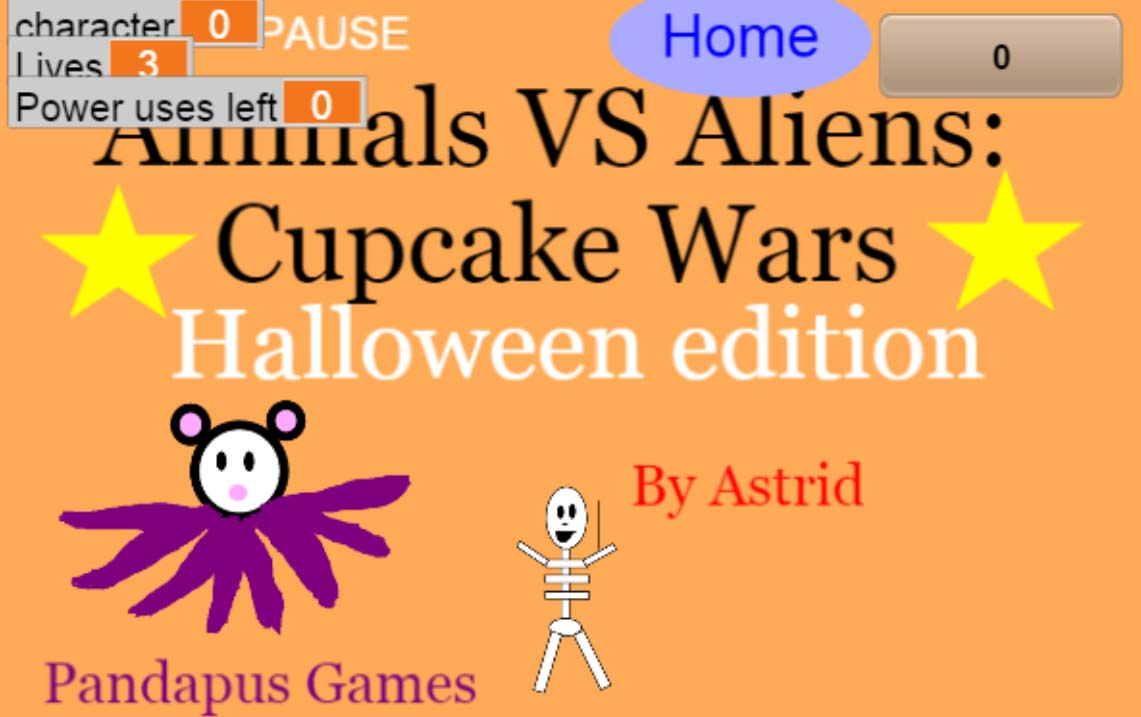 Astrid Tynker Halloween Game Learn to Code