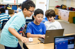 Students Enjoy Coding With Tynker