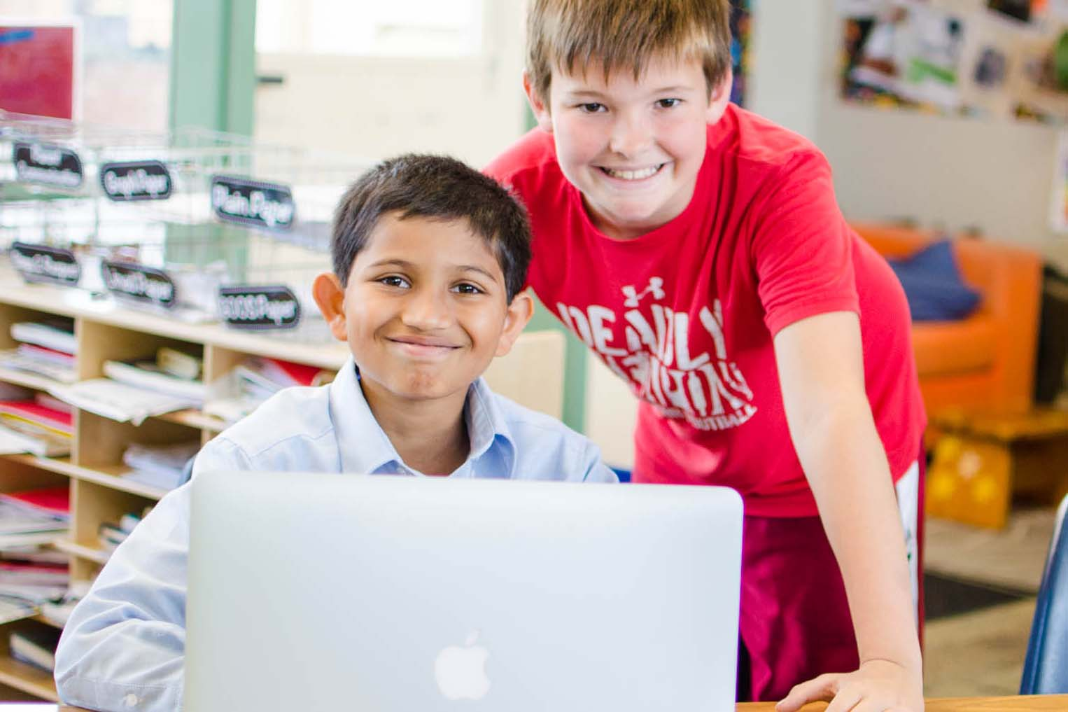 Happy Boys Coding