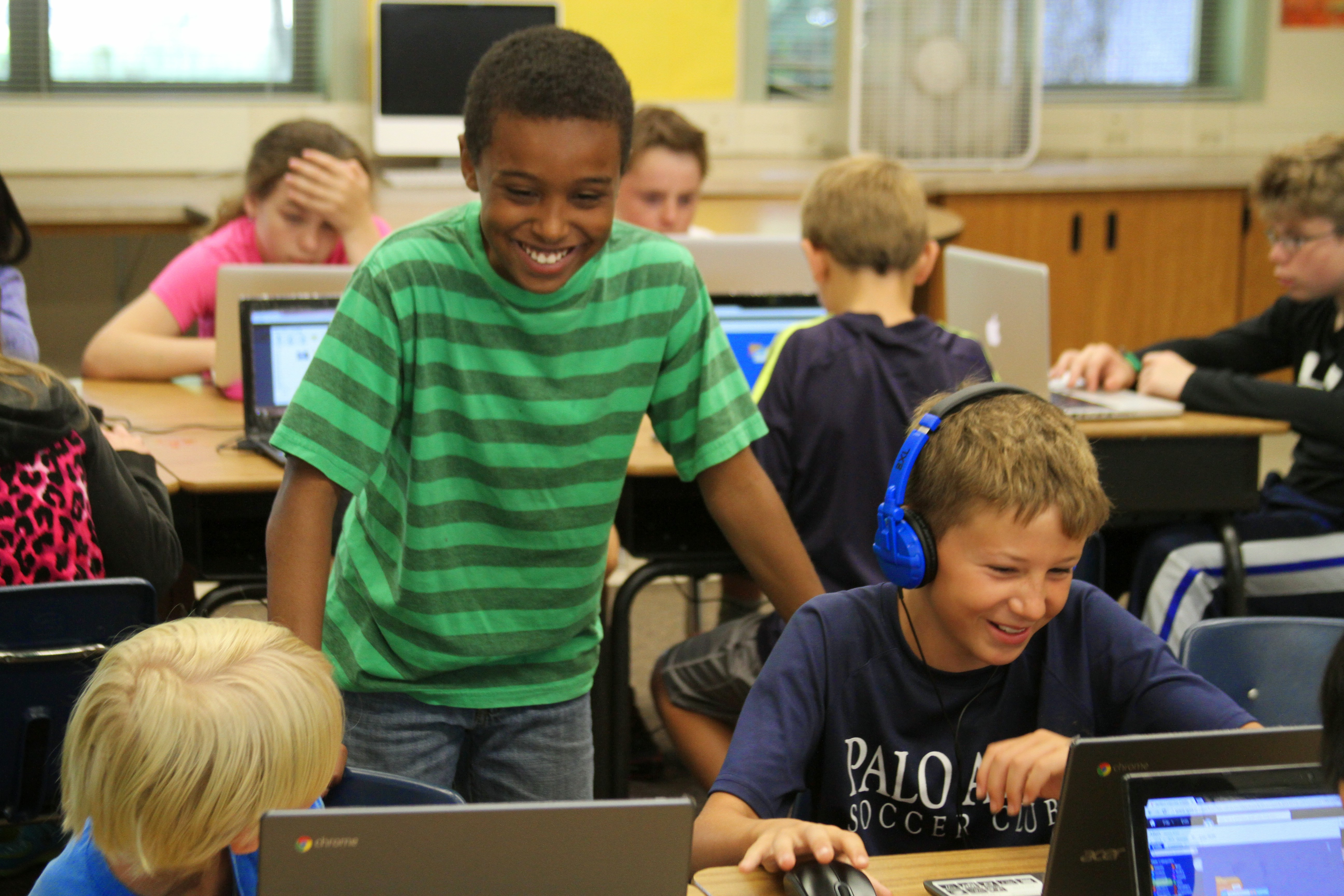How Learning To Code Develops Kids Creativity Tynker Blog