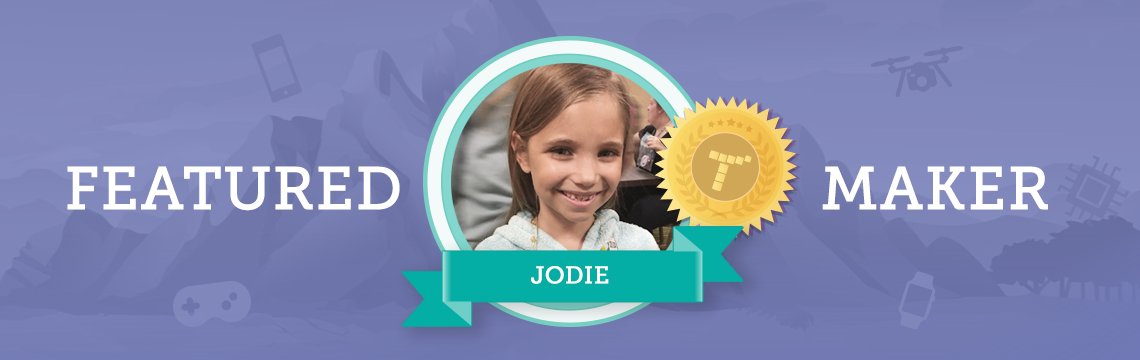 Meet Game Genius Jodie!