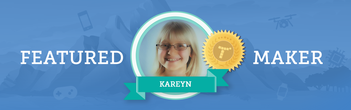 For Kareyn, Coding is a Storytelling Outlet