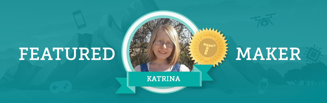 """Learn about Katrina, the Coder of the """"Choices"""" Projects"""