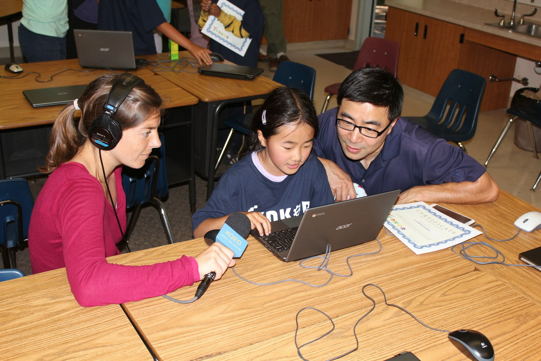 NPR Features Tynker – Can Disruptive Technology Change The Way Kids Learn