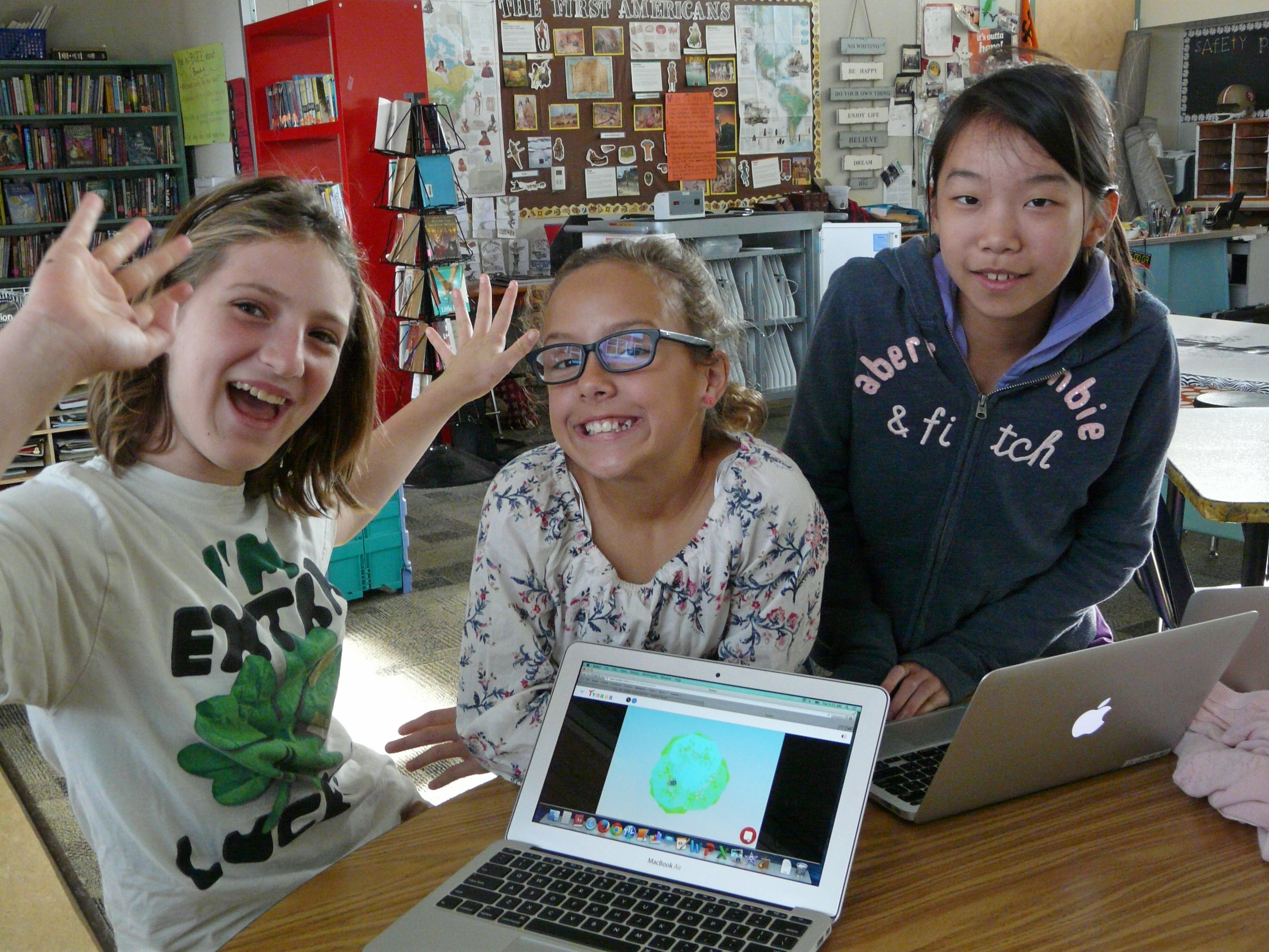 Girls are Coding – And Loving it!