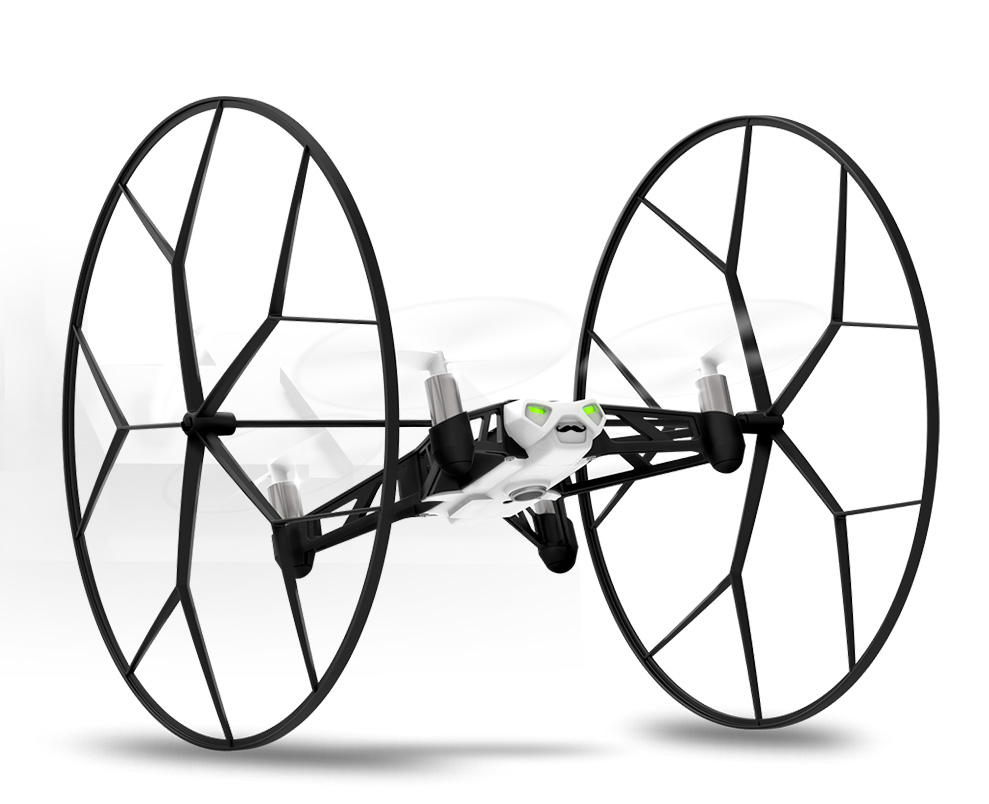 Rolling Spider Drone