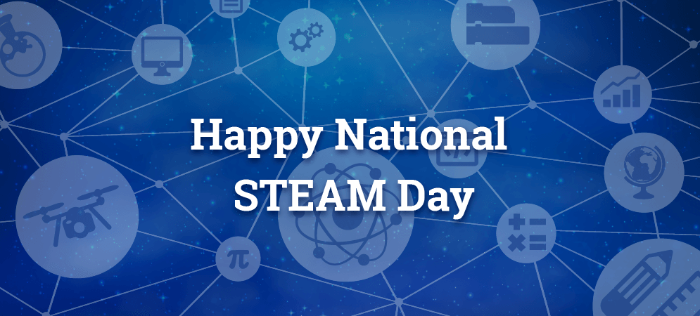 5 Ways to Celebrate National STEAM Day