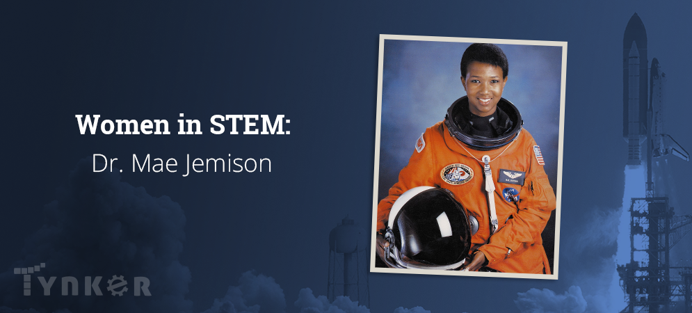 Taking Moonshot Initiatives with Mae Jemison
