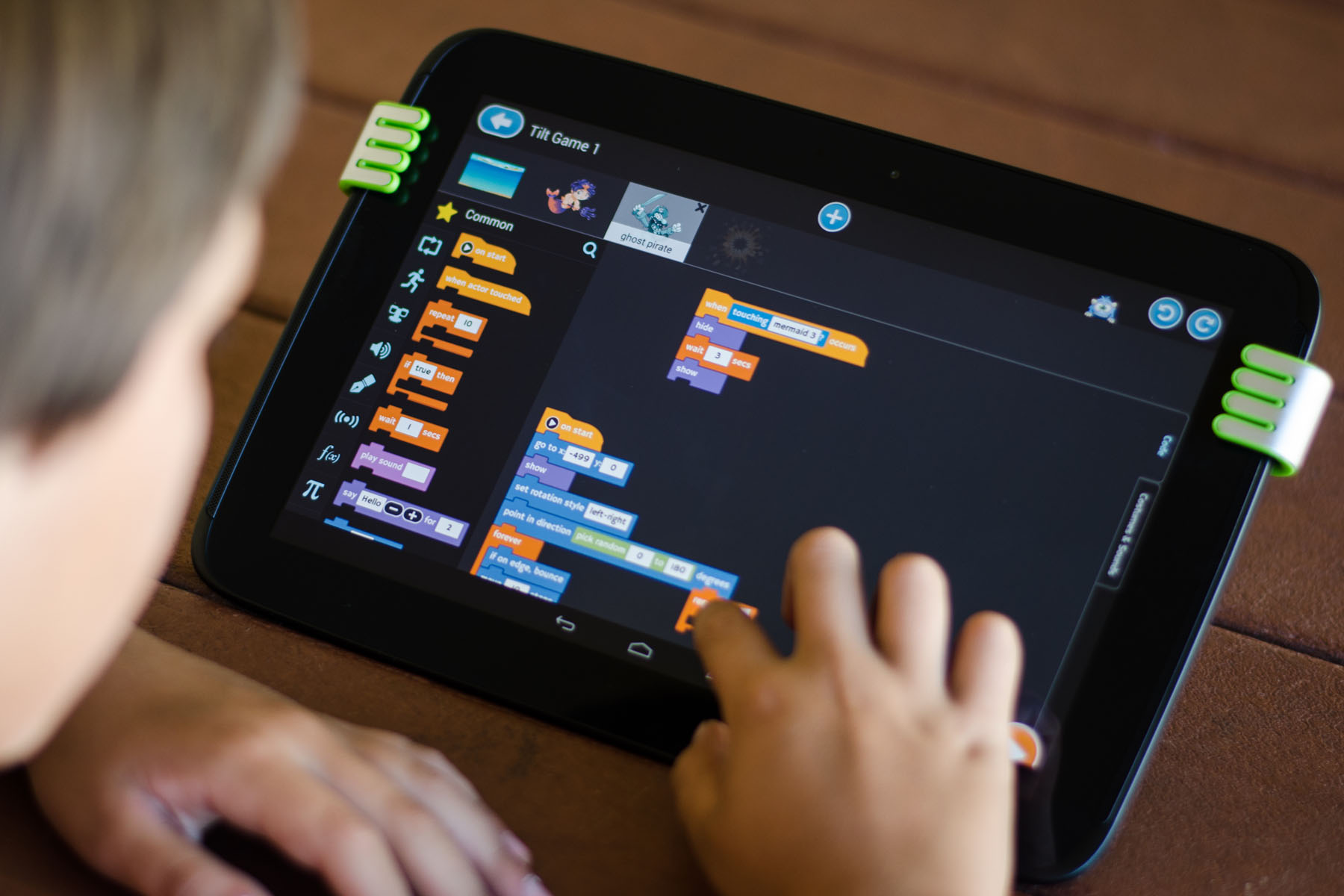 Create Apps with Tynker on Tablets | Tynker Blog