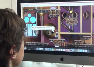 Tynker Coding Adventures Kickstarter Kid Test