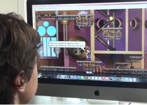 Tynker Coding Adventures Kickstarter Kid