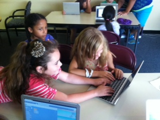 Non-Profit Teaches Coding to Kids in Need