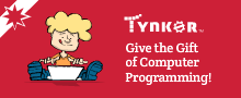 Tynker Holiday Gift Ad