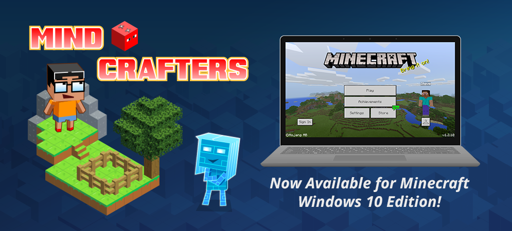NEW Course for Minecraft Windows 10 Edition