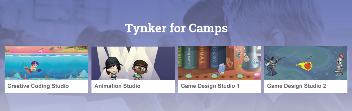 You Can Run a Programming Camp with Tynker!