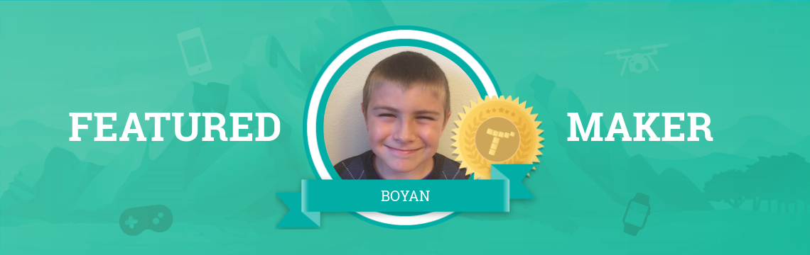 Boyan Sees the Difference Between Playing and Making!
