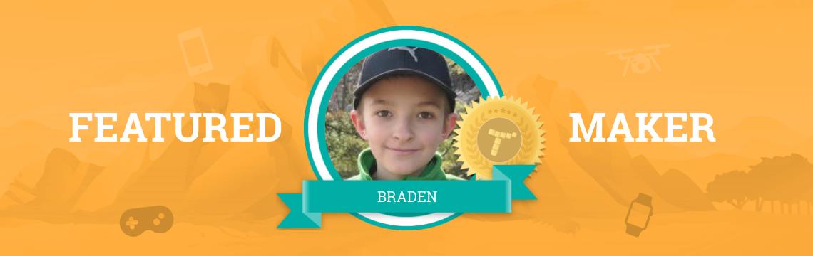 Chess Champion Braden Found Tynker Through His Friends!