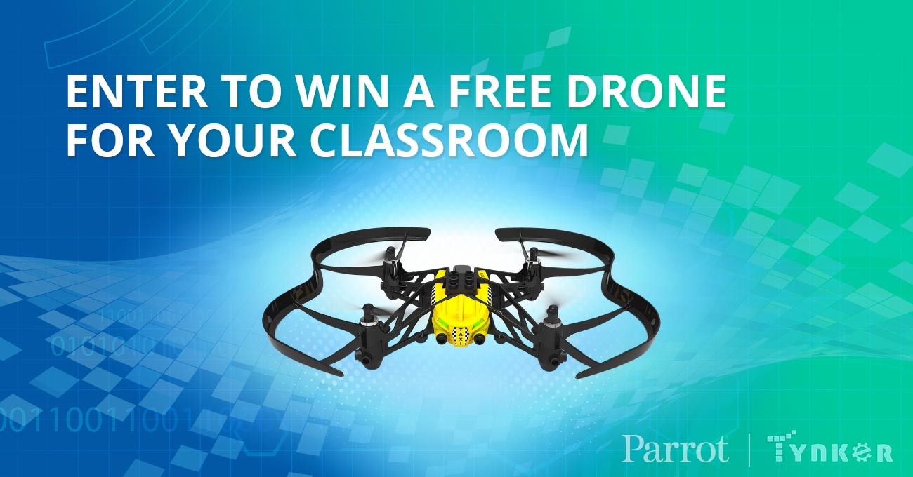 Accelerate STEM Learning with Drones
