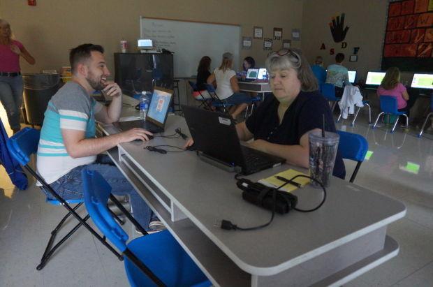 Teachers Start Coding Clubs District-Wide