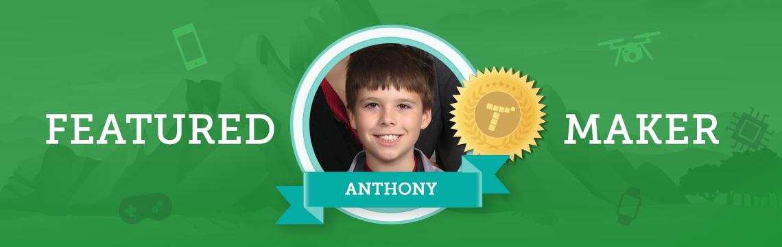 Learn Why Anthony Thinks Every Kid In the World Should Code!
