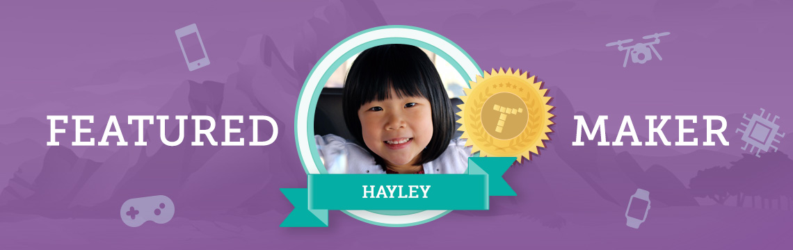 Seasoned Coder Hayley Says Coding Gets Easier With Experience!