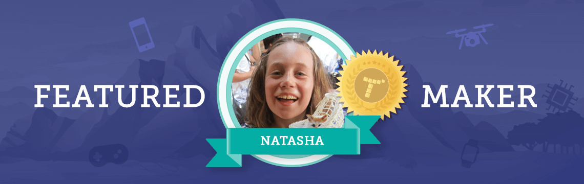 Inspiration Strikes Natasha – Then She Codes!